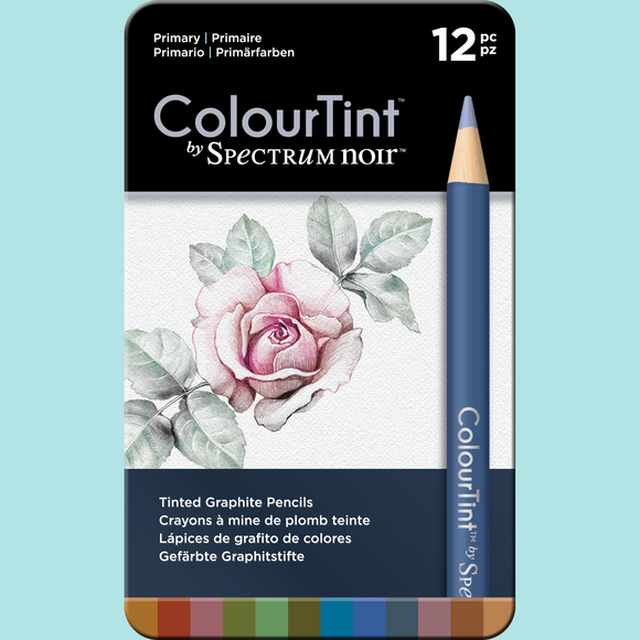 Spectrum Noir ColourTint Color Pencils Primary