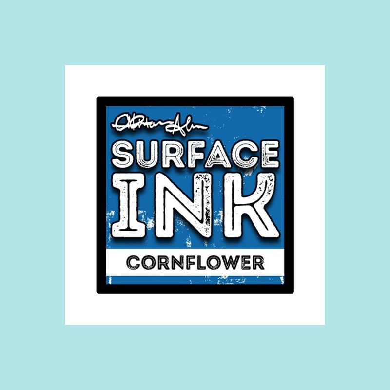 Dark Cyan Brutus Monroe - Mini Surface Ink-Pad