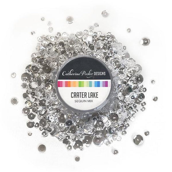 Catherine Pooler - Crater Lake Sequin Mix