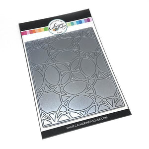 Catherine Pooler - Deco Circles Cover Plate Die