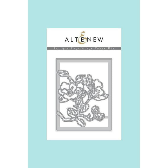 Altenew - Antique Engravings Cover Die