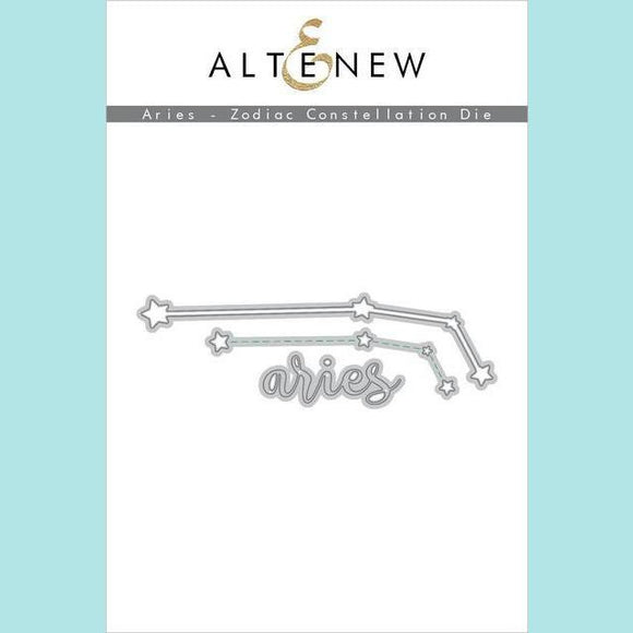 Altenew - Aries - Zodiac Constellation Die Set