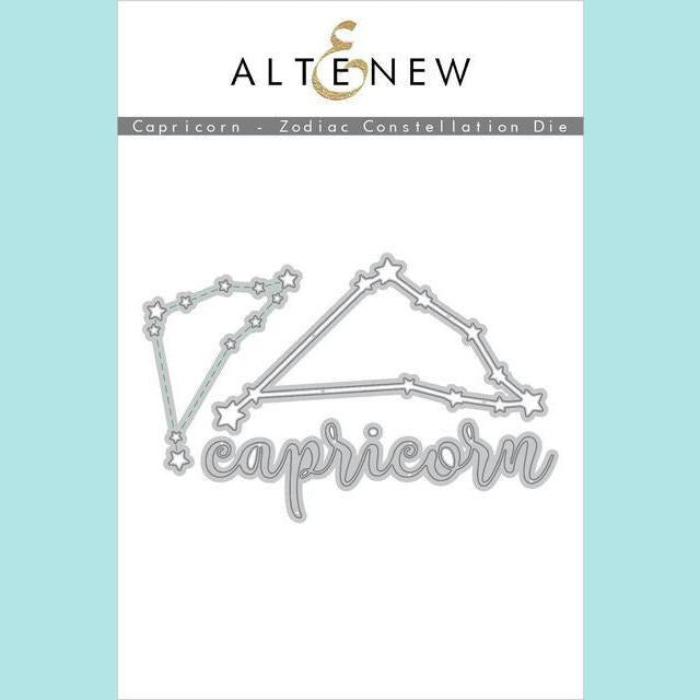 Altenew - Capricorn - Zodiac Constellation Die Set