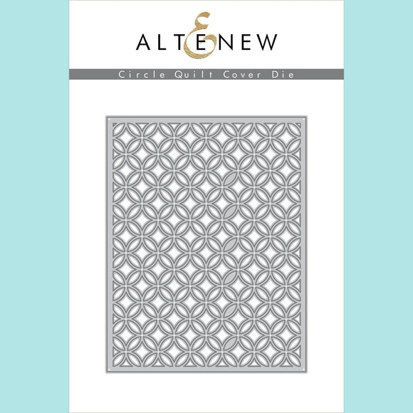 Altenew - Circle Quilt Cover Die