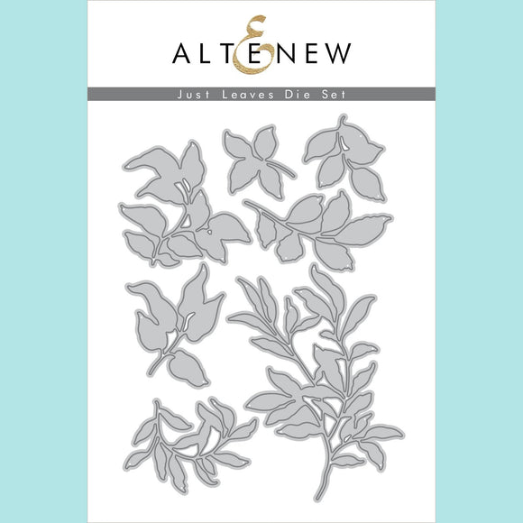 Altenew - Just Leaves Die Set