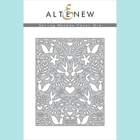 Altenew - Spring Meadow Cover Die