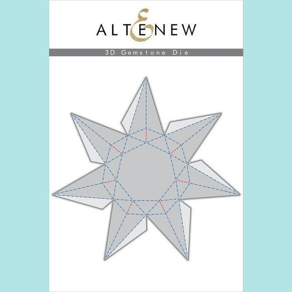 Altenew - 3D Gemstone Die
