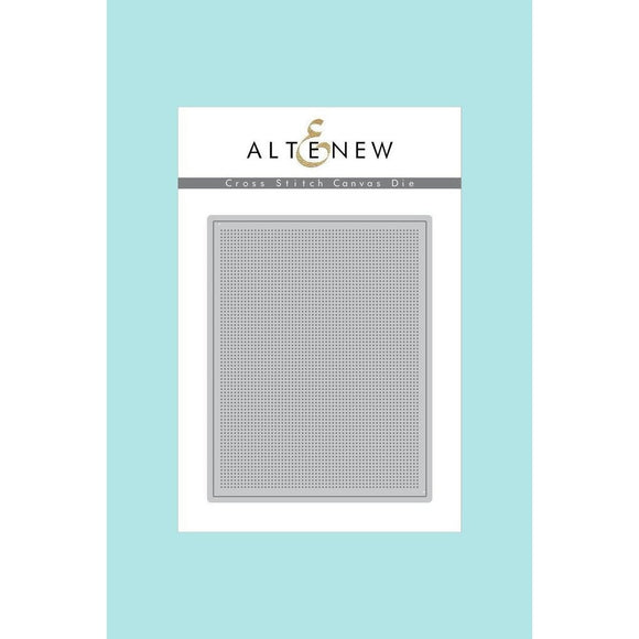 Altenew Cross Stitch Canvas Die
