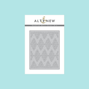 Altenew Doodled Dots Cover Die