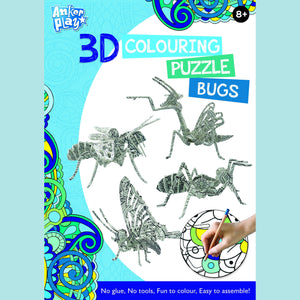 Anker Play - 3D Colouring Puzzle - Bugs