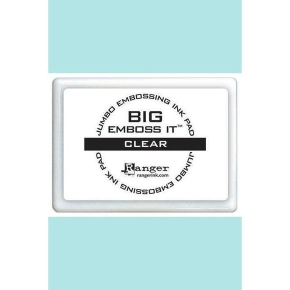 Ranger -  BIG Emboss It Ink Pad Clear