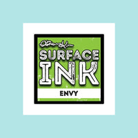 Yellow Green Brutus Monroe - Mini Surface Ink-Pad