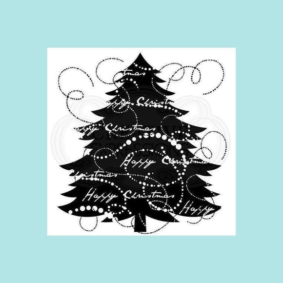 Woodware - Clear Stamp - Fir Tree