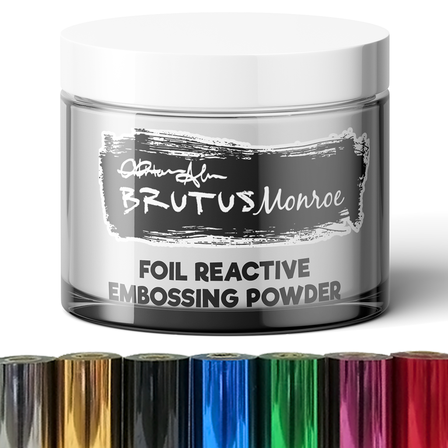 Brutus Monroe - Foil Reactive Embossing Powder