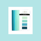 Altenew Gradient Card Stock Set - Sea Shore