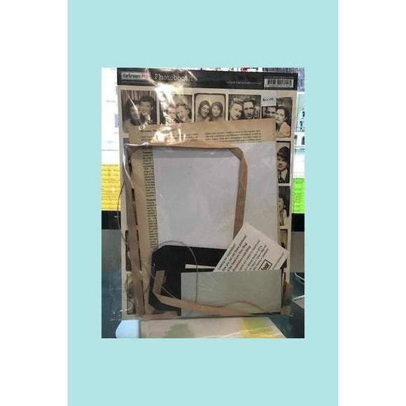 darkroom door Photo Booth Card Kit - Friends and Lovers DDPB003