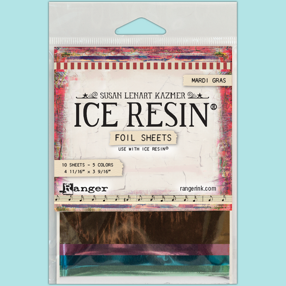 Ranger - ICE Resin® Foil Sheets