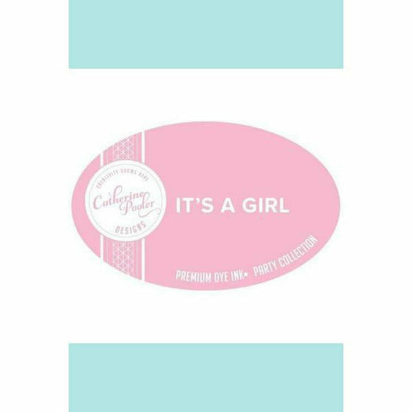 Catherine Pooler Spring Fling Ink Collection - Single Ink-Pads - It's a girl