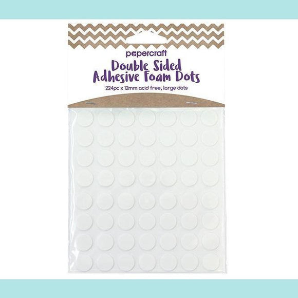 Papercraft - Adhesive Dots 1MM Thick Double Sided