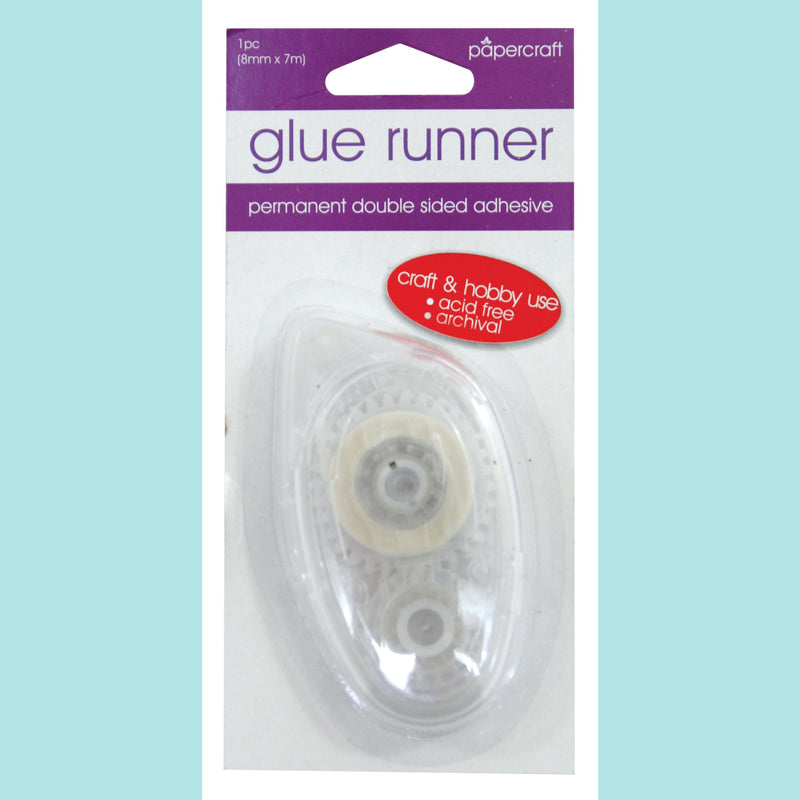 Papercraft - Glue Runner - Adhesive Runner Tape - Permanent