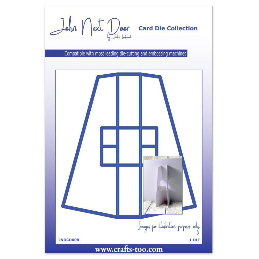 John Next Door - Card Die Collection - Card Stand