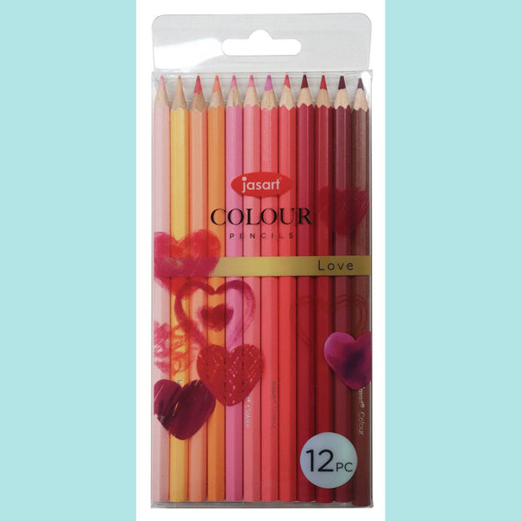 Jasart - Studio Pencil Set - Love