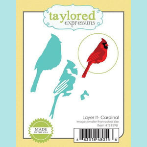 Taylored Expressions - Layer It - Cardinal Dies