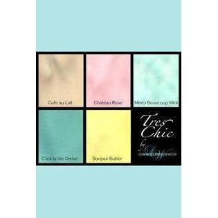 Lindy's Gang Tres Chic Embossing Powder Range