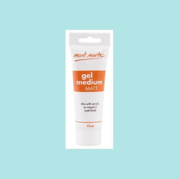 Mont Marte - Gel Medium Matt 75ml