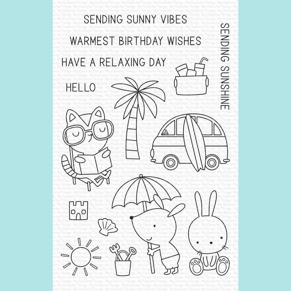 My Favorite Things - Sunny Vibes Stamps