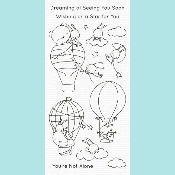 My Favorite Things - Sky-High Friends Stamps