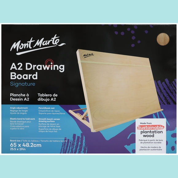 Mont Marte - Signature A2 Drawing Board