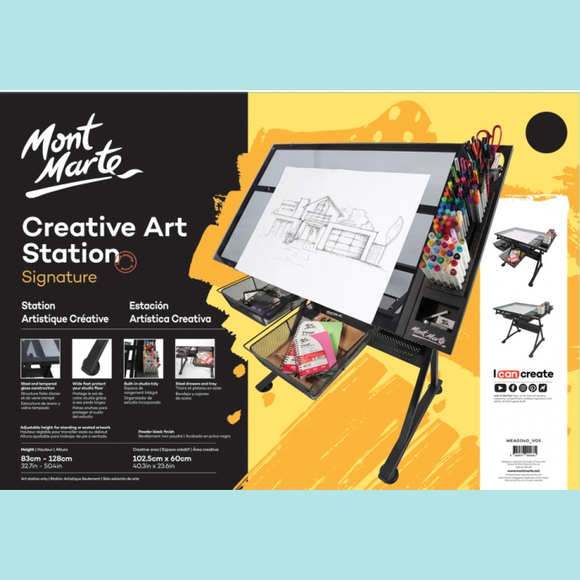 Mont Marte - Signature Creative Art Station