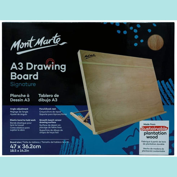 Mont Marte - Signature Drawing Board A3