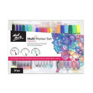 Mont Marte - Signature Multi Marker Set 37pc