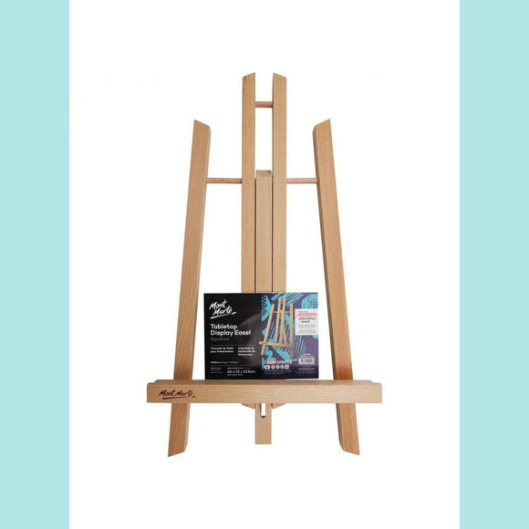 Mont Marte - Signature Tabletop Display Easel - Medium