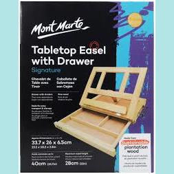 Mont Marte - Table Easel with Drawer