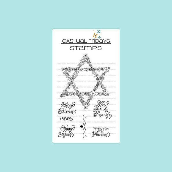 CAS-ual Fridays Stamps - Pretty Passover Stamp