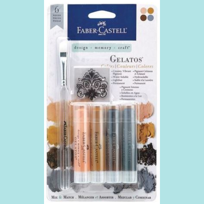 Faber Castell Gelatos Gel Pastel