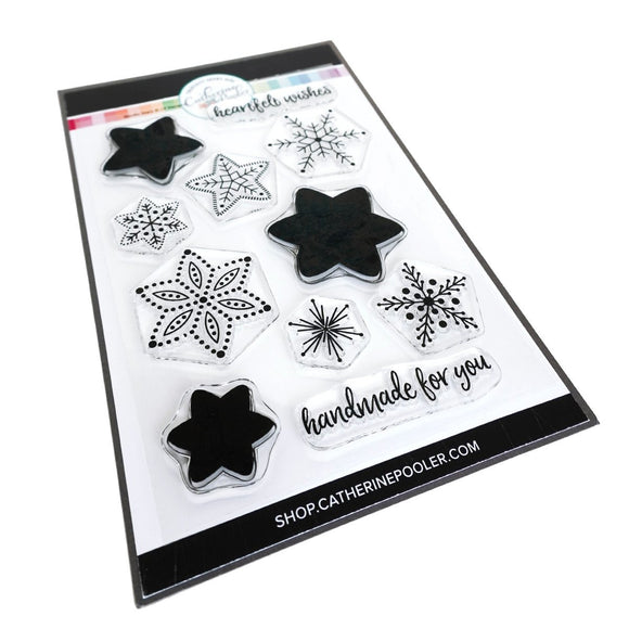 Catherine Pooler - Nordic Stars Stamp Set