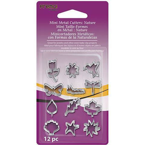 Sculpey® Mini Metal Cutters: Other, 12 Pieces