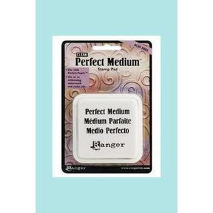 Perfect Medium Stamp Pad 3″ x 3″