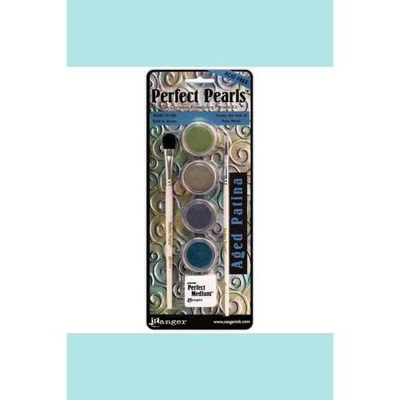 Ranger Perfect Pearls Pigment Powder Kits Jewels