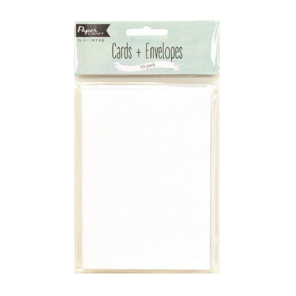 Paper Create - Artwrap - Cards And Envelopes - White