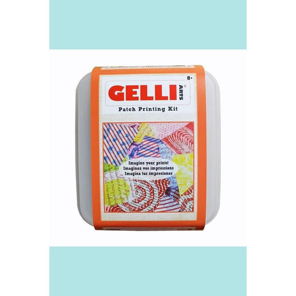 GELLI ARTS® - Patch Printing Kit