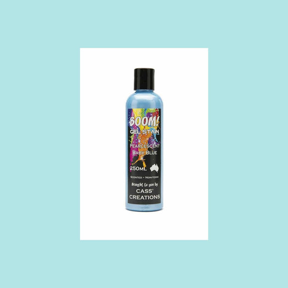 Boom Gel Stain - Pearlescent