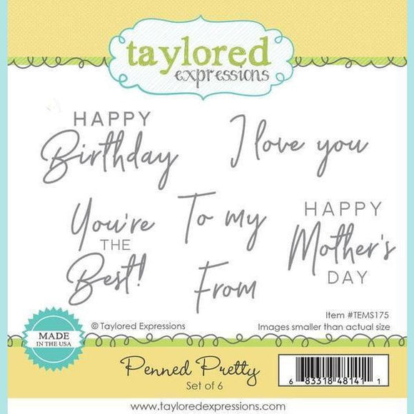Taylored Expressions - Penned Pretty