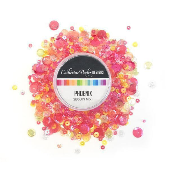 Catherine Pooler - Phoenix Sequin Mix