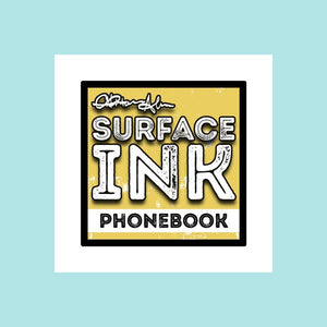 Light Goldenrod Brutus Monroe - Mini Surface Ink-Pad