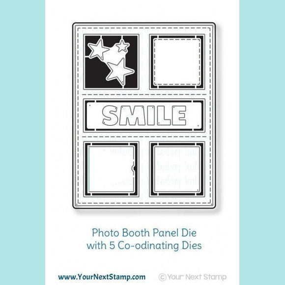 Your Next Stamp - Photo Booth Panel Die Set